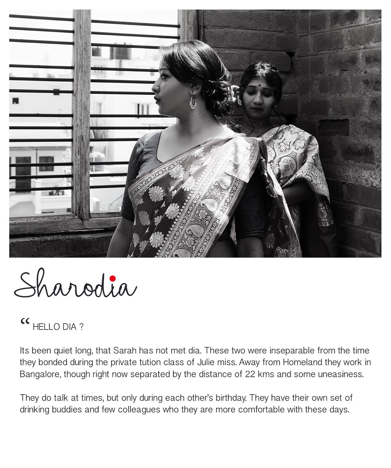 Sharodia - a short story image